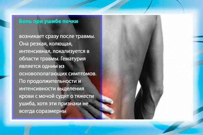Причины появления симптома