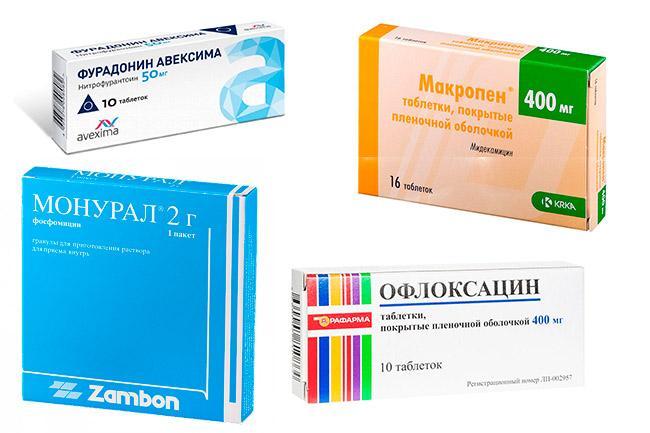 Антибиотики при нефрологических заболеваниях