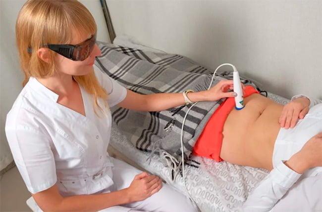 Физиотерапия при уретрите